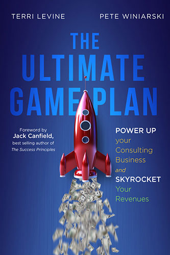 Ultimate Game Plan by Terri Levine