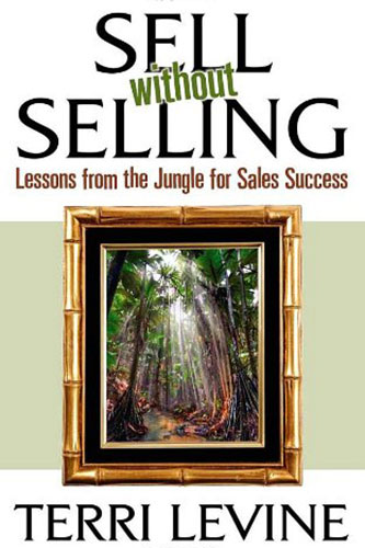 Sell Without Selling by Terri Levine