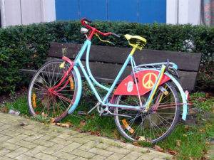 hippie bike 300x225 - What Do a Hippy, Comedy, And Growing Bottom Line Have In Common?
