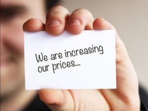 increasingourprices 300x225 - There's a Ton Of Money Sitting On The Table - Want Some?
