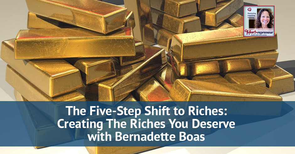 HPR 31 | The Five-Step Shift to Riches