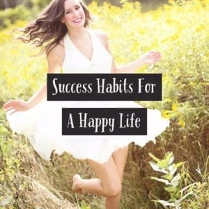The Habits Of Success Revealed