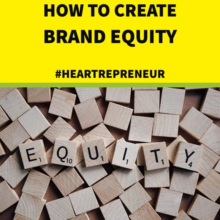 The Secrets To Creating Brand Equity