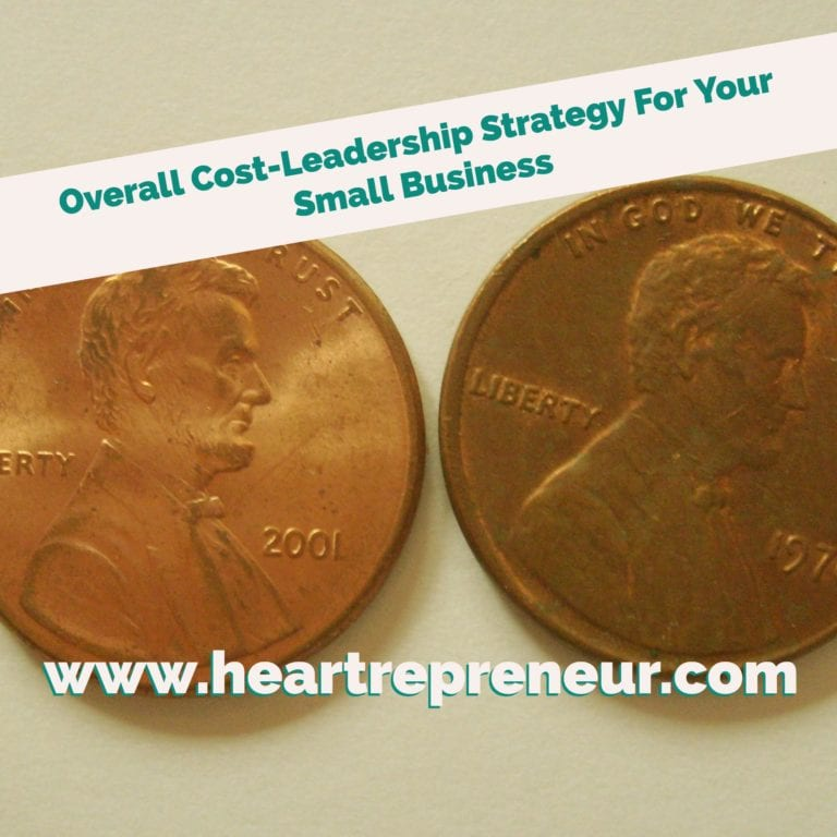 Overall Cost Leadership Strategy To Be Competitive