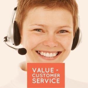 Adobe Spark 2 300x300 - Value = Customer Service
