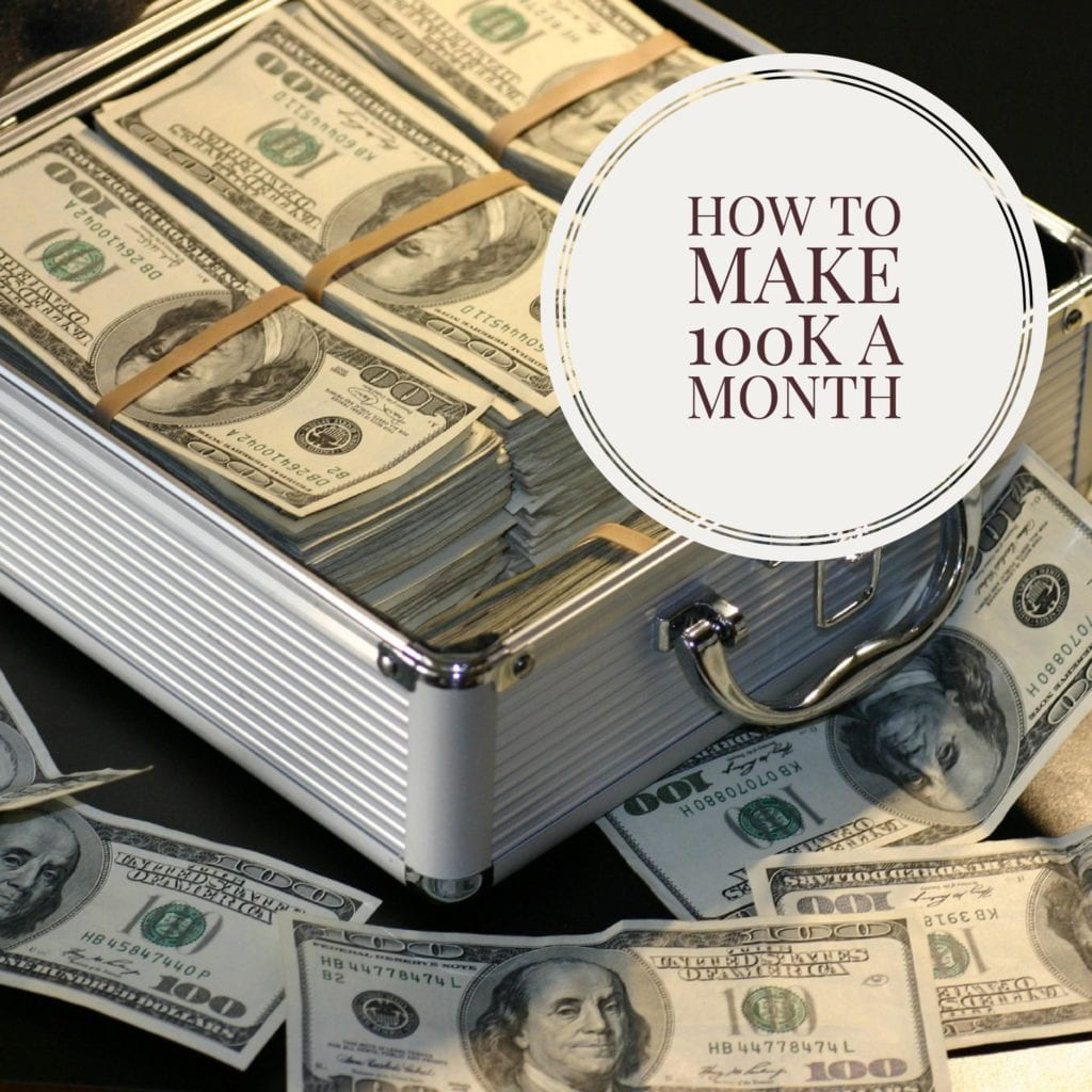how to make 100k a month heartrepreneur. Black Bedroom Furniture Sets. Home Design Ideas
