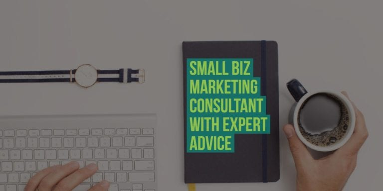 Small Biz Marketing Consultant With Expert Advice
