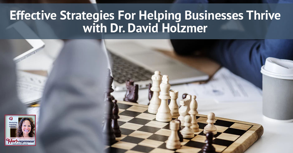 HPR 61 | Strategies For Helping Businesses Thrive