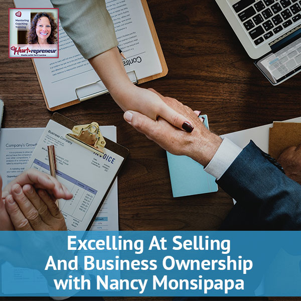 Heartrepreneur® Radio | Episode #65 | Nancy Monsipapa Interview