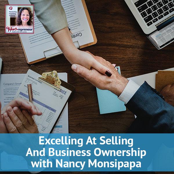 Heartrepreneur® Radio   Episode #65   Nancy Monsipapa Interview