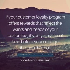 Levine 3 300x300 - The Whys and Hows of Customer Loyalty Programs