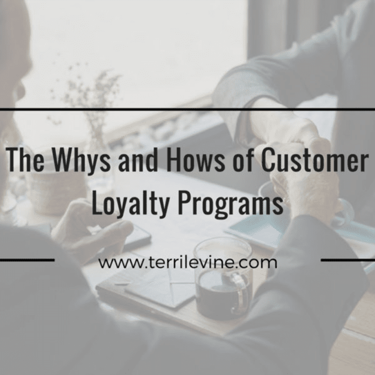 The Whys and Hows of Customer Loyalty Programs