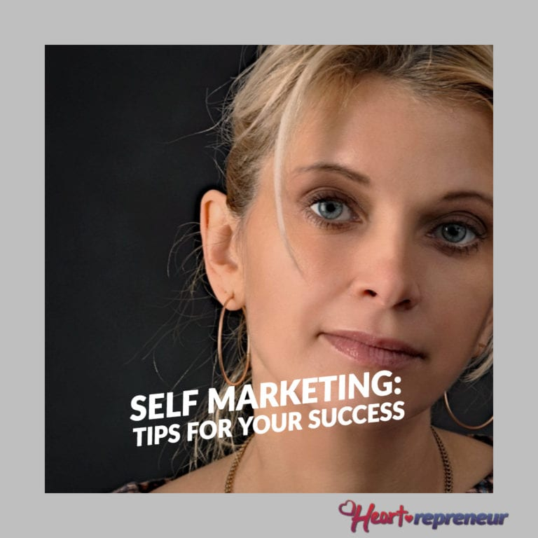 Self Marketing: Tips For Your Success