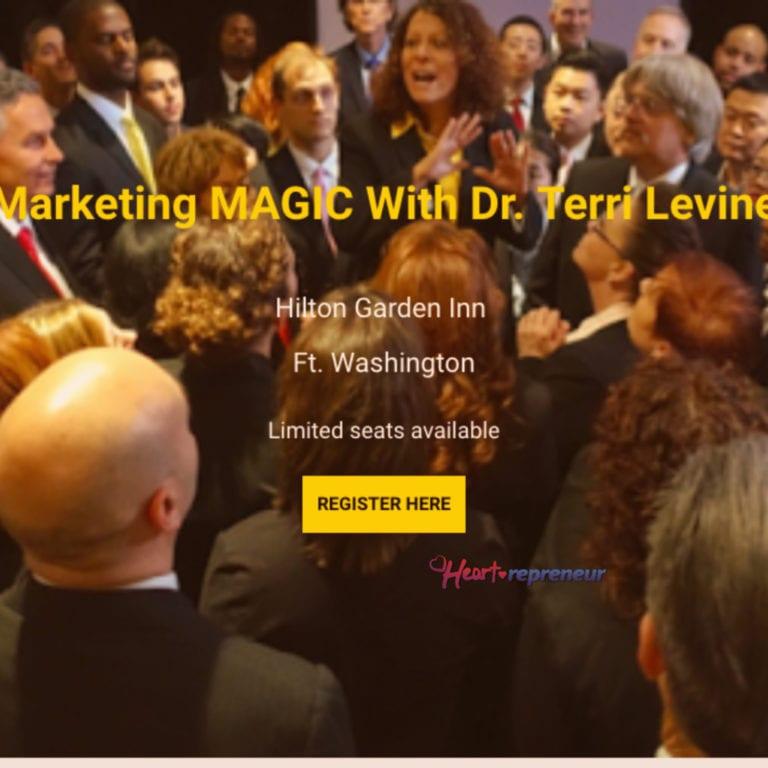 Marketing Magic!