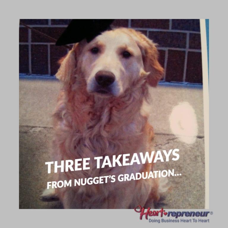 Three Takeaways From Nugget's Graduation…
