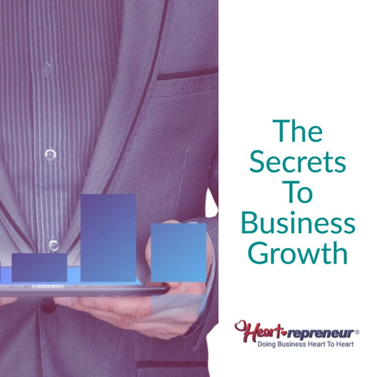 The Secrets To Business Growth