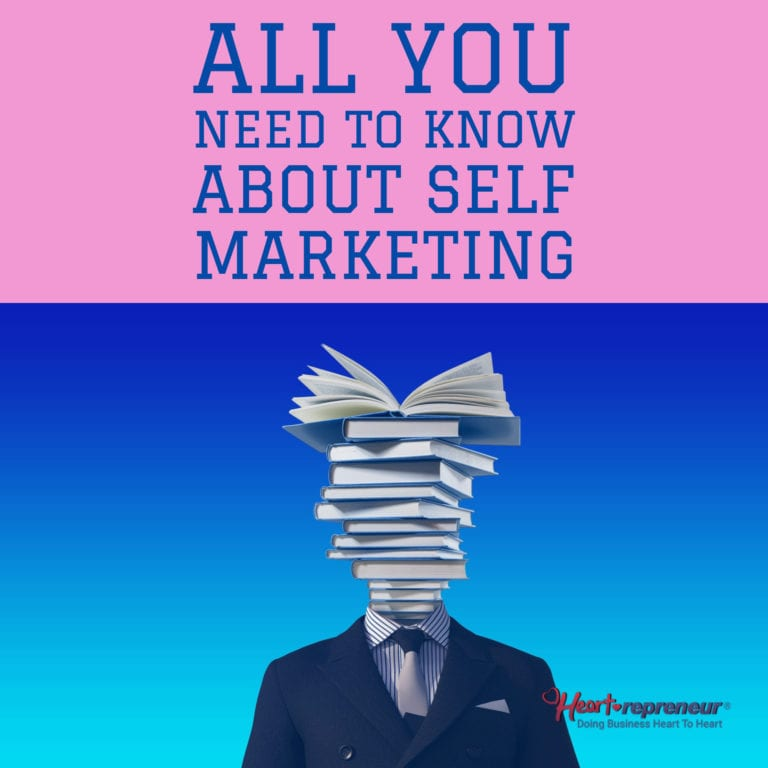 All You Need To Know About Self Marketing