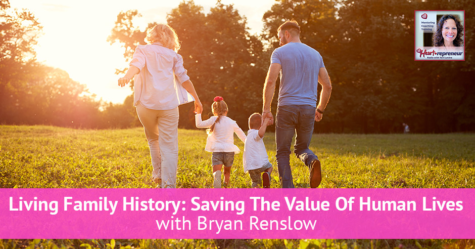 HPR 107 | Living Family History