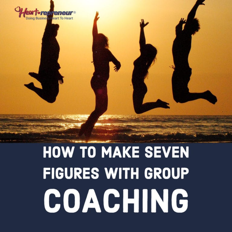 How To Make Seven Figures With Group Coaching