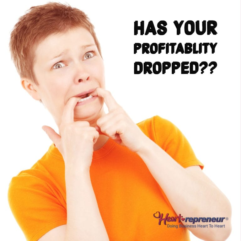 Has your profitability dropped? Increase Your Profits – Fire Up Your Business Engine