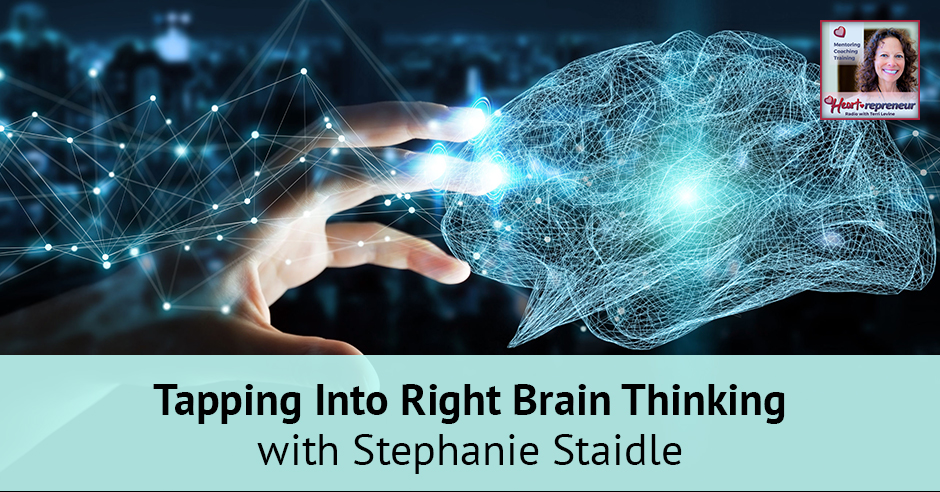 HPR 149 | Right Brain Thinking