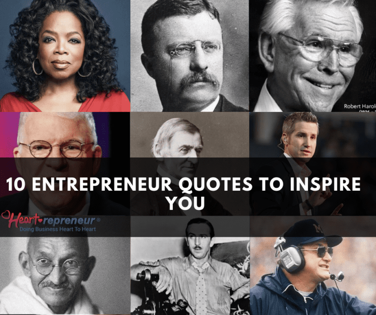 10 Entrepreneur Quotes to Inspire You – For Budding Entepreneurs