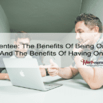 The Benefits of Being One, and the Benefits of Having One