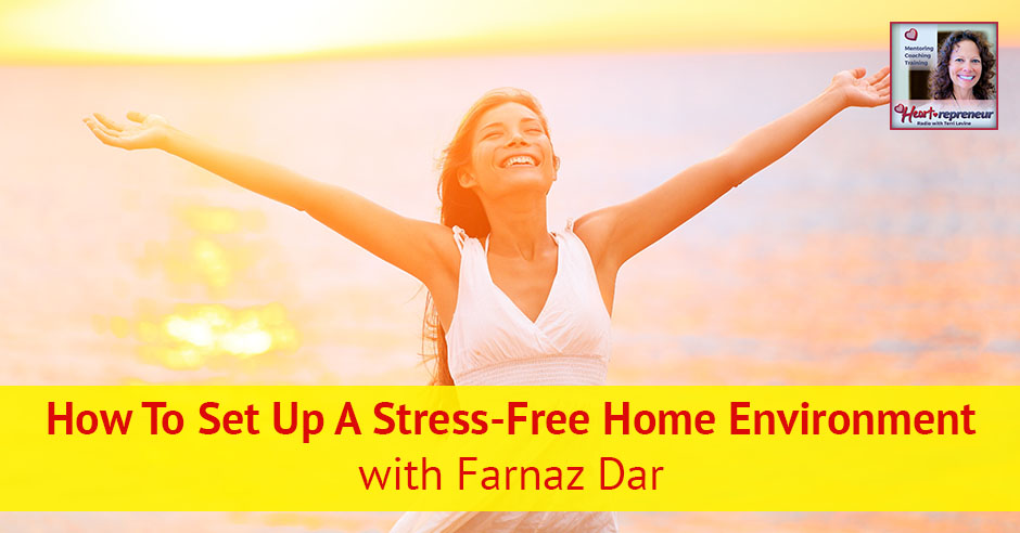 HPR 141 | Stress-Free Home Environment