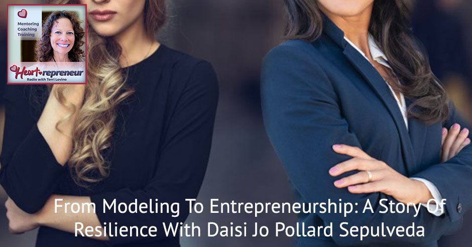 213HPRbanner 1 - Heartrepreneur® Radio | Episode 213 | From Modeling To Entrepreneurship: A Story Of Resilience With Daisi Jo Pollard Sepulveda