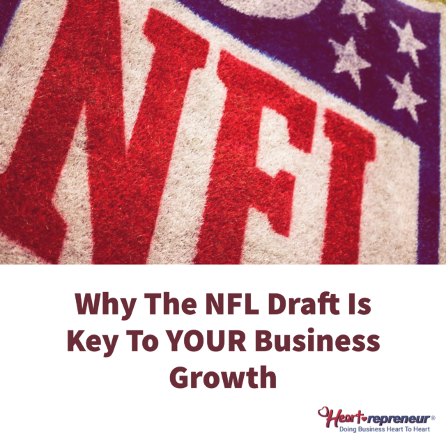 My Post 640x640 - You'll Lose Big Opportunities And Income: Don't Miss This Urgent, Powerful Advice: Why The NFL Draft Is Key To YOUR Business Growth