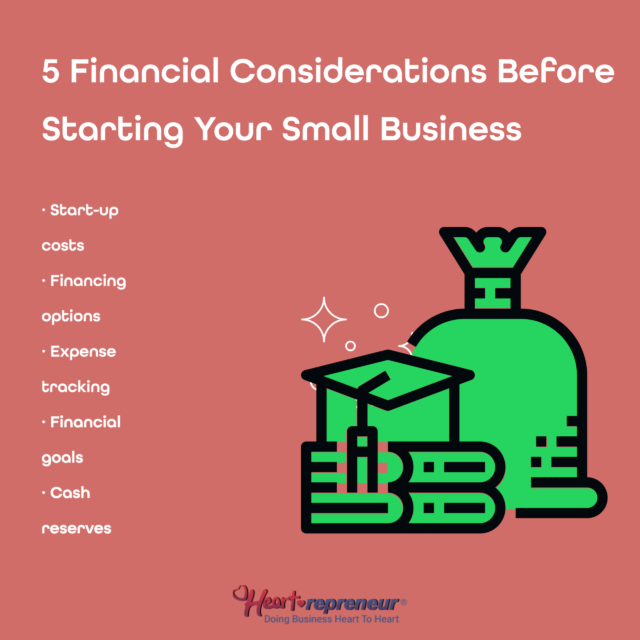 My Post 1 1 640x640 - 5 Financial Considerations Before Starting Your Small Business