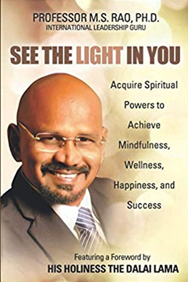 238HPRCaption2 - Heartrepreneur® Radio | Episode 238 | The Art Of Being Present With The Father Of Soft Leadership, Professor M.S. Rao, Ph.D.