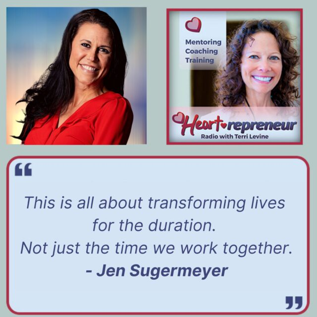 HPR250Quote 640x640 - Heartrepreneur® Radio | Episode 250 | Learning How to Date Yourself with Jen Sugermeyer