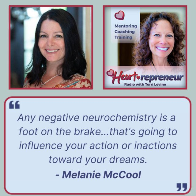HPR256GuestQuotev2 1 640x640 - Heartrepreneur® Radio | Episode 256 | How to Overcome Self-Imposed Obstacles to Unlock Your Prosperity with Melanie McCool