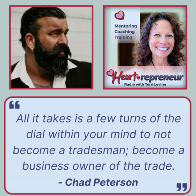 HPR Guest Headshot 1 640x640 - Heartrepreneur® Radio | Episode 261 | Selling Your Business & Launching Your Next Adventure with Chad Peterson